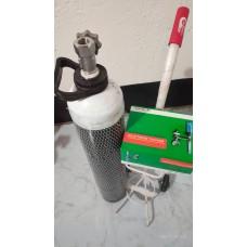 Islam oxygen cylinder
