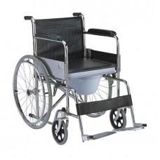 Economy Steel Manual Standard Wheelchair